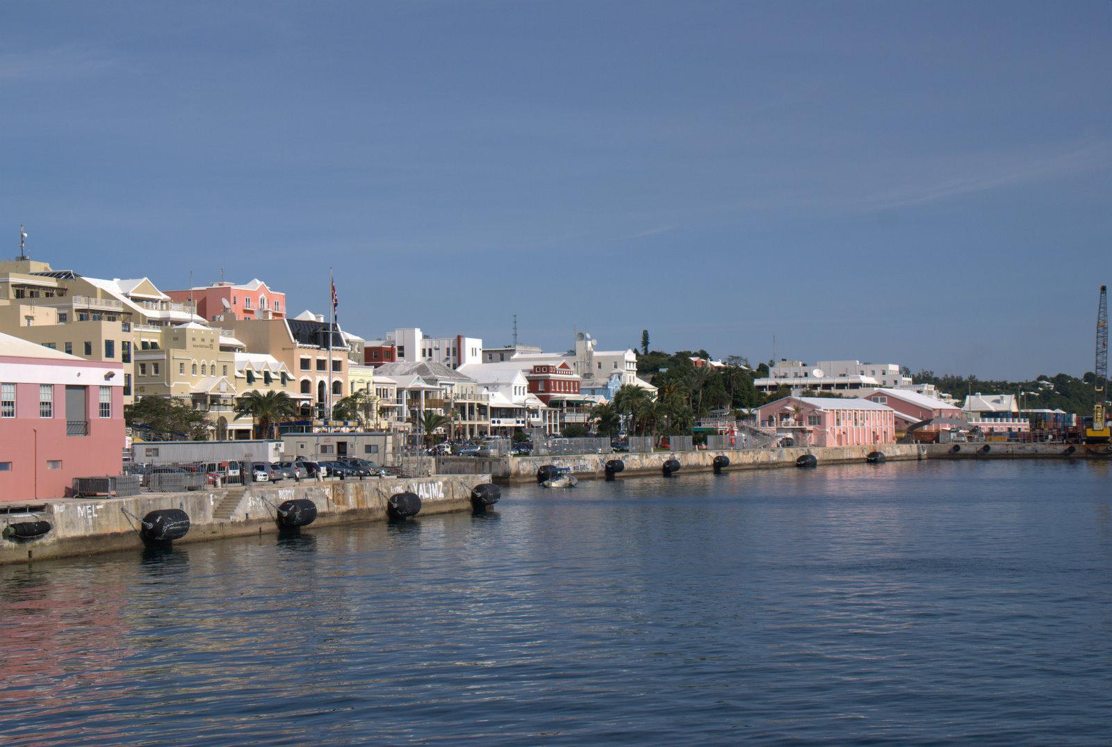 Hamilton Bermuda Travel Guide Tourist Destinations