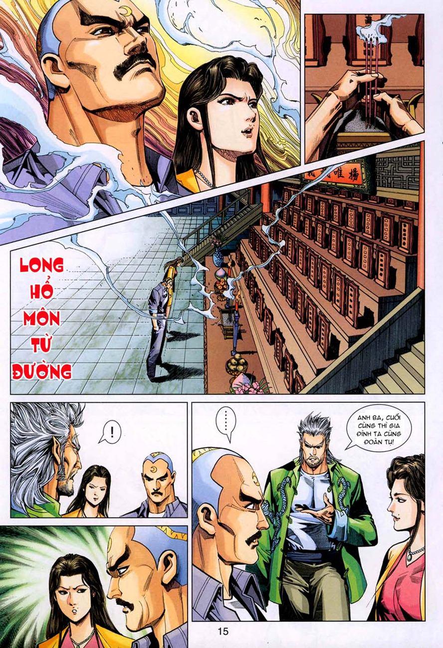 Tân Tác Long Hổ Môn chap 327 - Trang 14