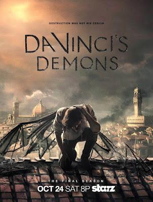 Da Vinci's Demons season 3 Subtitle Indonesia