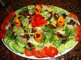 karışık salata tarifi , karışık salata tarifleri , karışık salata tarif