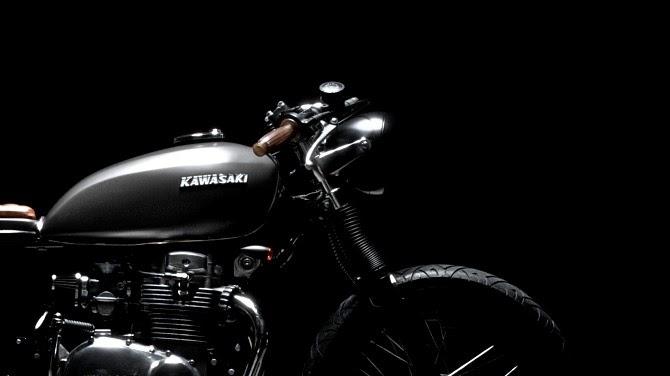 Kawasaki Z350 By Sartorie Meccaniche