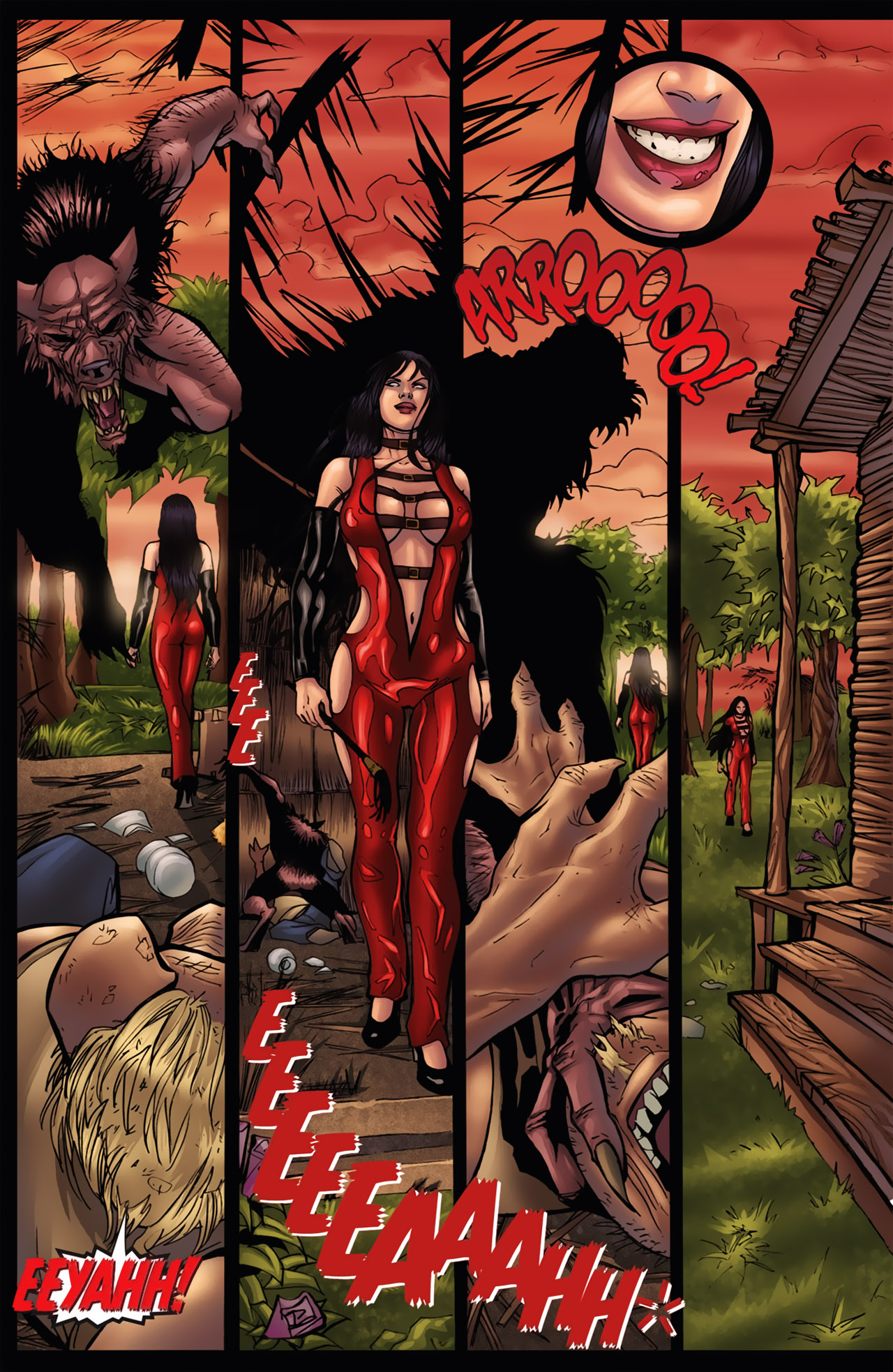 Grimm Fairy Tales (2005) Issue #15 #18 - English 11