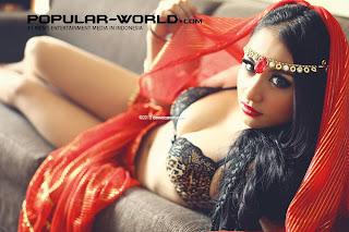 Gita Gania for Popular World Magazine, December 2012 (Part 2)