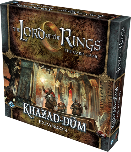 Lord Of The Rings Lcg Khazad Dum