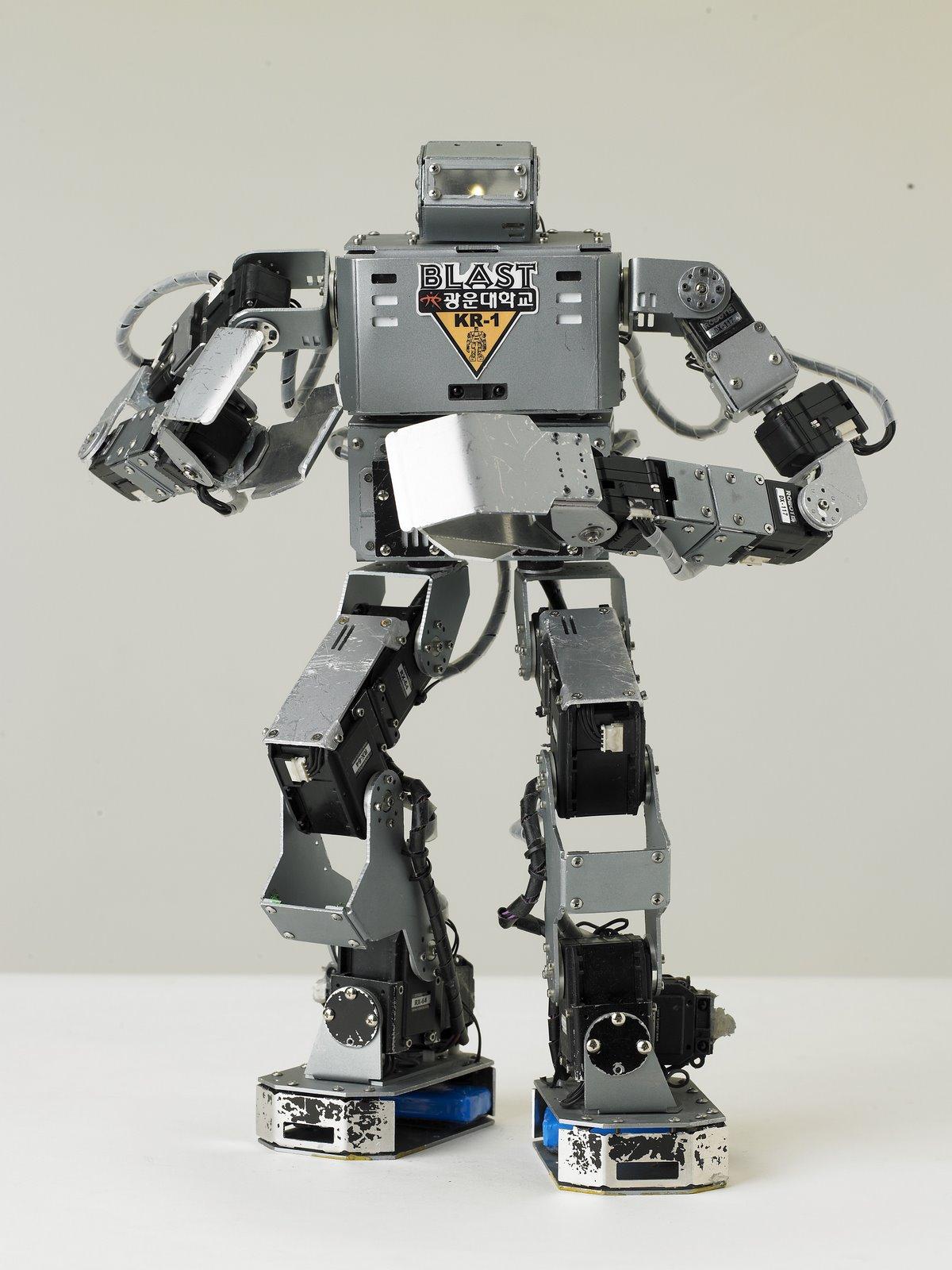 Hilo oficial de robótica en tecnología