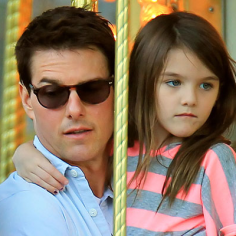 Tom Cruise threw a birthday party for Suri in Lake Placid