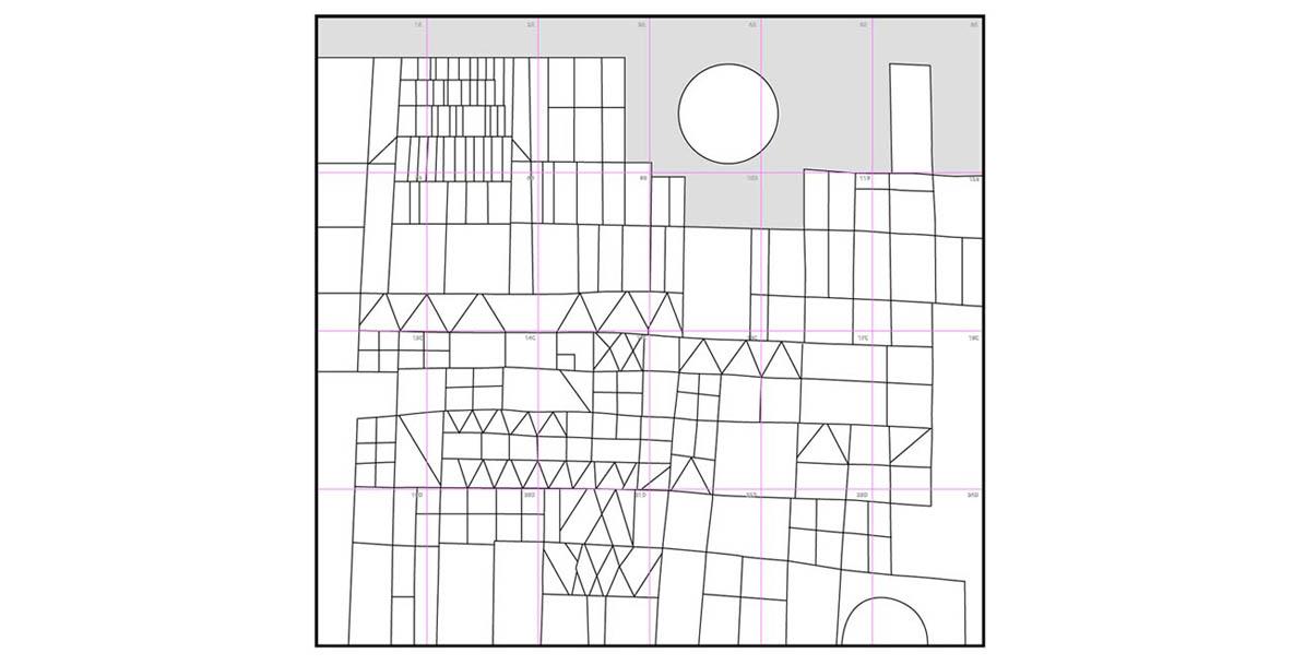 Po bimsem kasteel en zon paul klee for Paul klee coloring pages