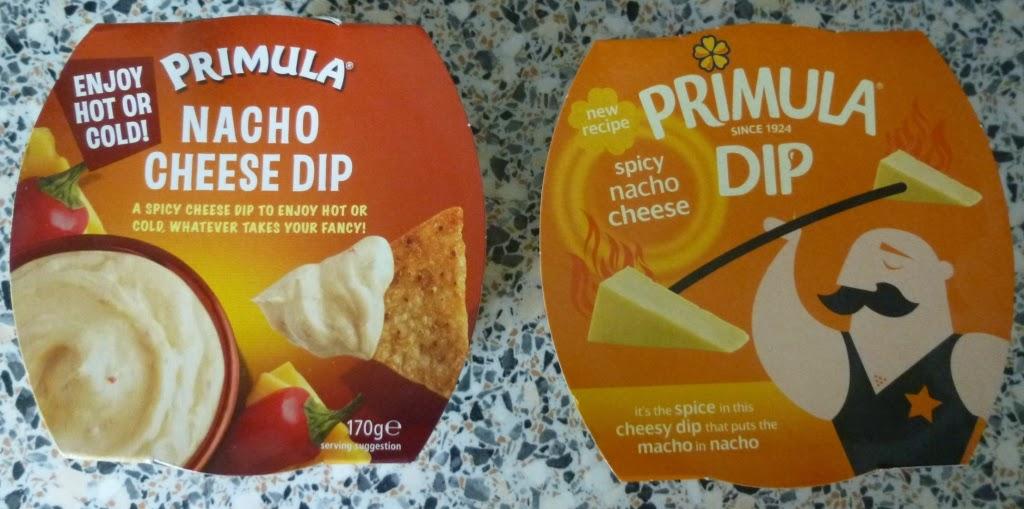 Gluten free Primula dips