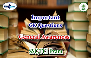 General Awareness Quiz