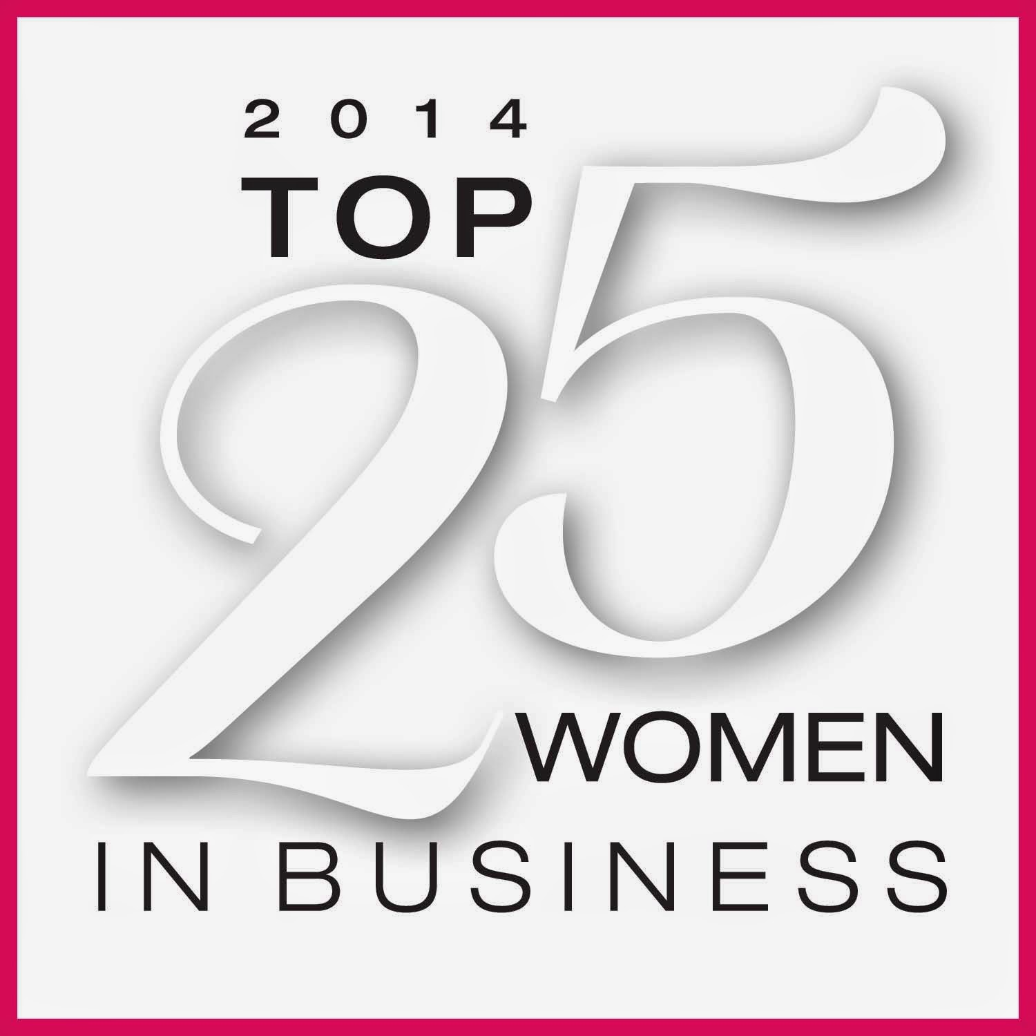 Top 25 Women in Business