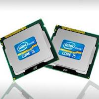 Comparando processadores de dois e quatro núcleos.
