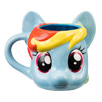 Vandor Rainbow Dash Molded Mug
