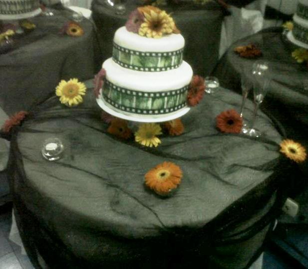 Decoraciones gala torta 40 aniversario de bodas for Decoracion 40 aniversario de bodas