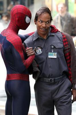 Fotos filme Homem Aranha 2