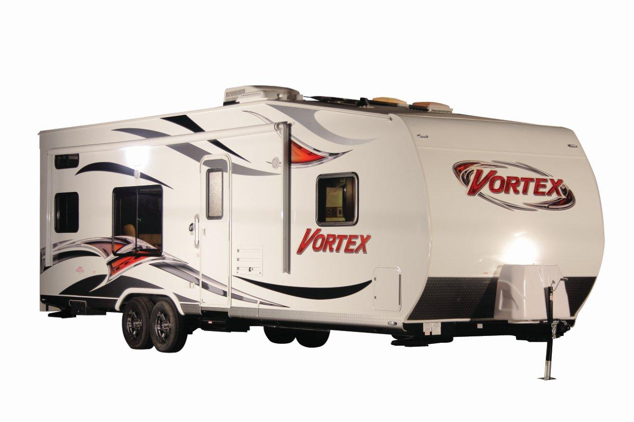 Vortex camping trailer by MVP RV