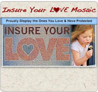 Insure Your Love Picture Mosaic • Mommy's Memorandum