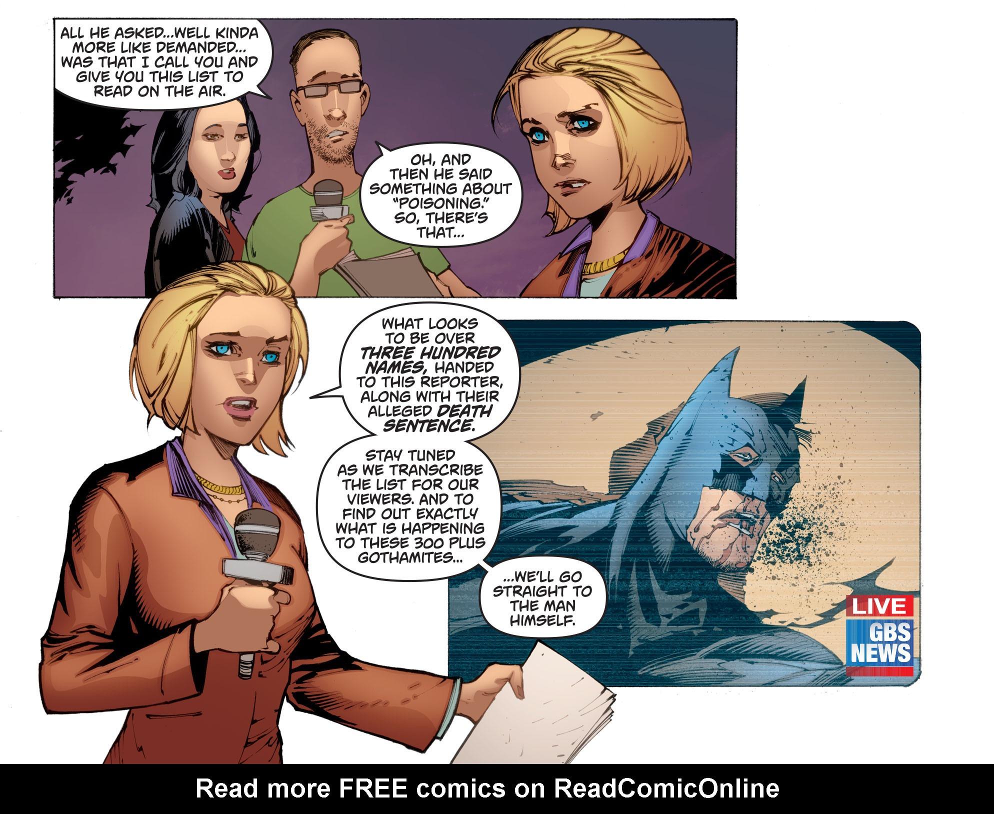 Batman: Arkham Knight [I] Issue #31 #33 - English 4