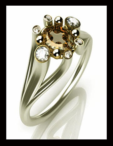 beautiful engagement rings designs fashion world
