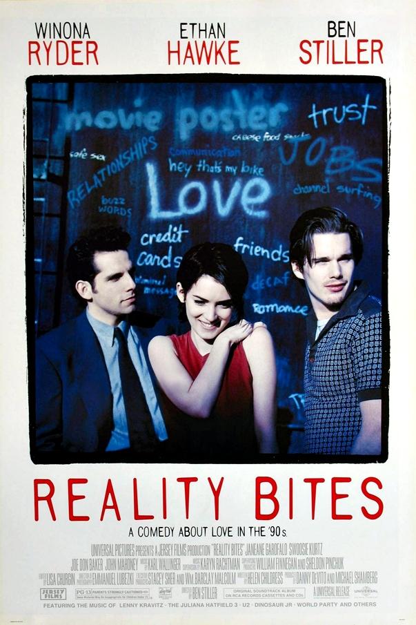 Bocados de realidad (1994) póster