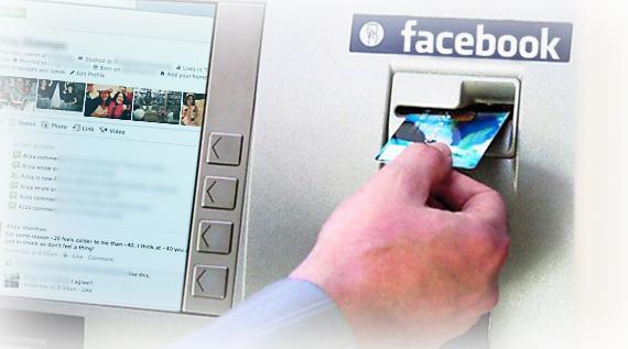 Utilizatorii retelei sociale ar putea sa isi plateasca facturile direct din Facebook