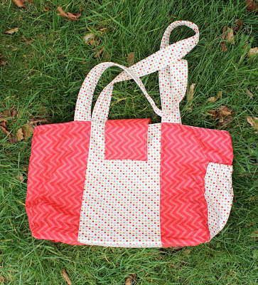 Crochet Dice Bag Pattern :  FREE CROCHET DIAPER BAG