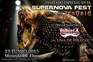SUPERNOVA FEST 23-6-2015