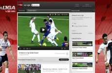 Fútbol español 2012 en un canal oficial de YouTube