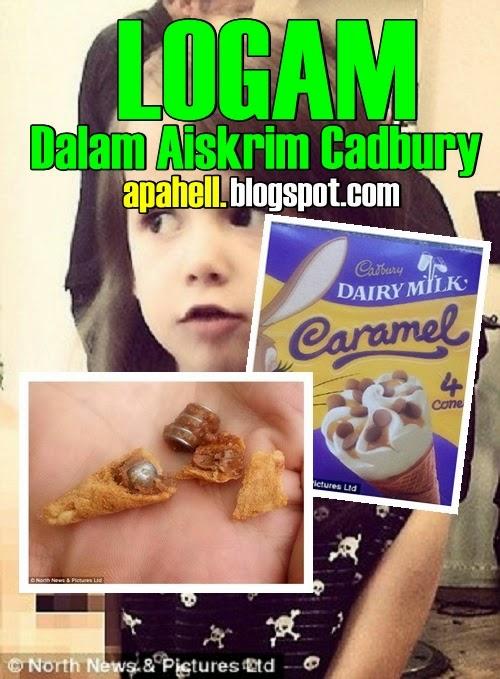 Aurora Cadbury Aiskrim