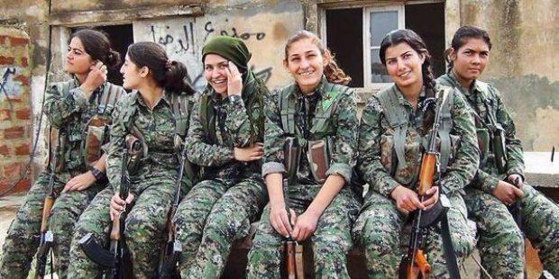 Kurdistán Desde el Sur, espacio unitario de apoyo al pueblo kurdo