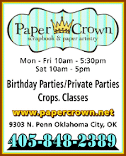 Paper Crown ~ Oklahoma City