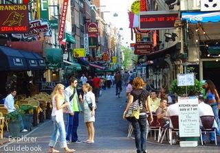 Tempat Wisata Terkenal di Amsterdam Belanda
