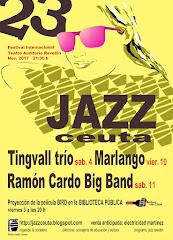 XXIII Festival de Jazz de Ceuta