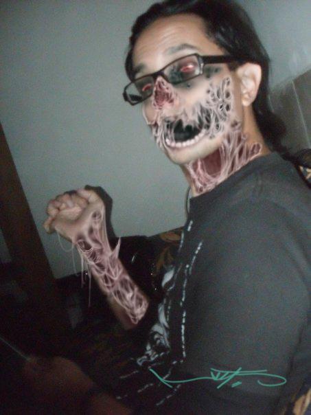 Pinky zombie! (Fabrica de zombies)