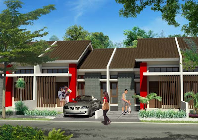 Lokasi : Cluster Harapan Mulya Regency - Kota Harapan Indah Bekasi