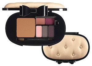 mac glamour daze face palettes