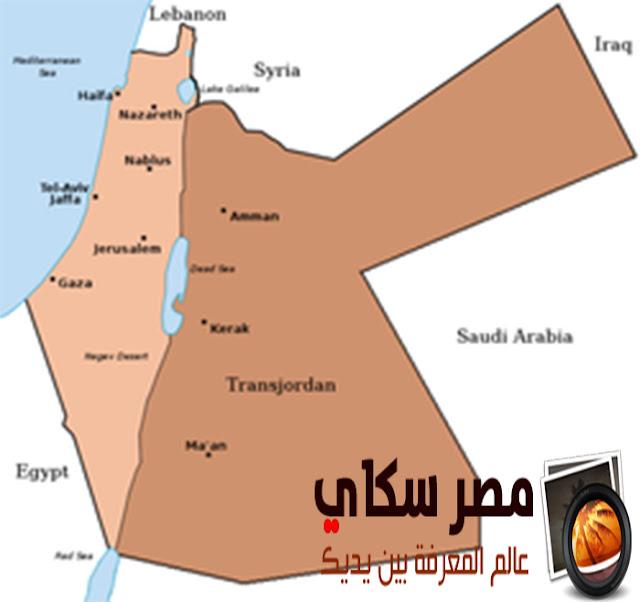 الإنتداب البريطانى على فلسطين (1920_1948 ) وتنفيذ وعد بلفور