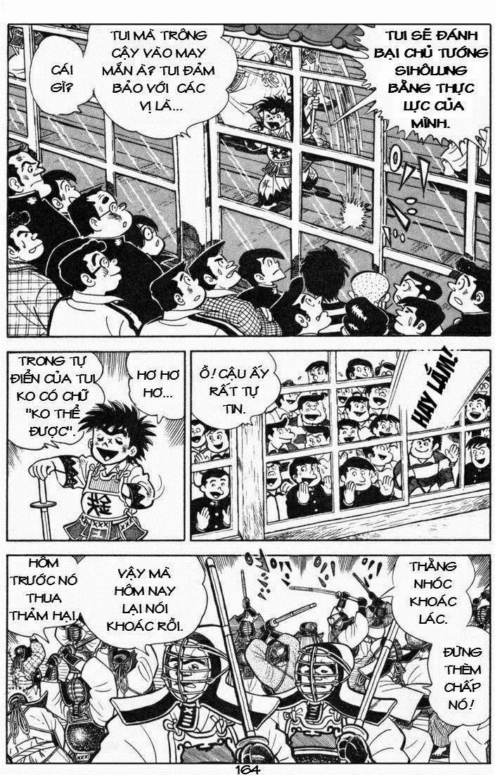 Siêu quậy Teppi chap 96 - Trang 29