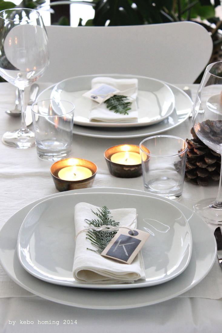 Table setting, Inspiration, Umfrage, Weihnachten, Dekoration,