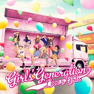 Girls' Generation 少女時代 (Shoujo Jidai / SNSD) - LOVE & GIRLS