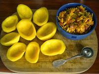 ziemniaki faszerowane z serem