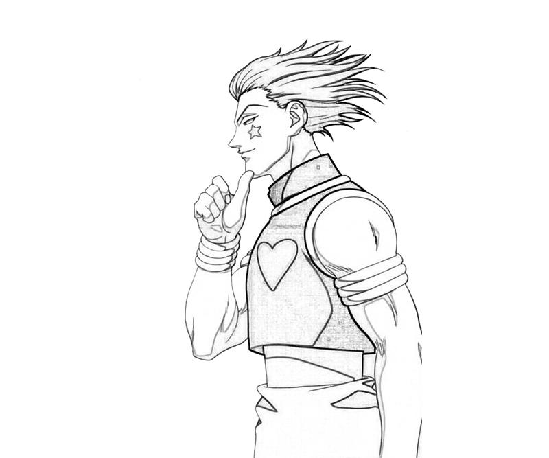 hisoka-pose-coloring-pages