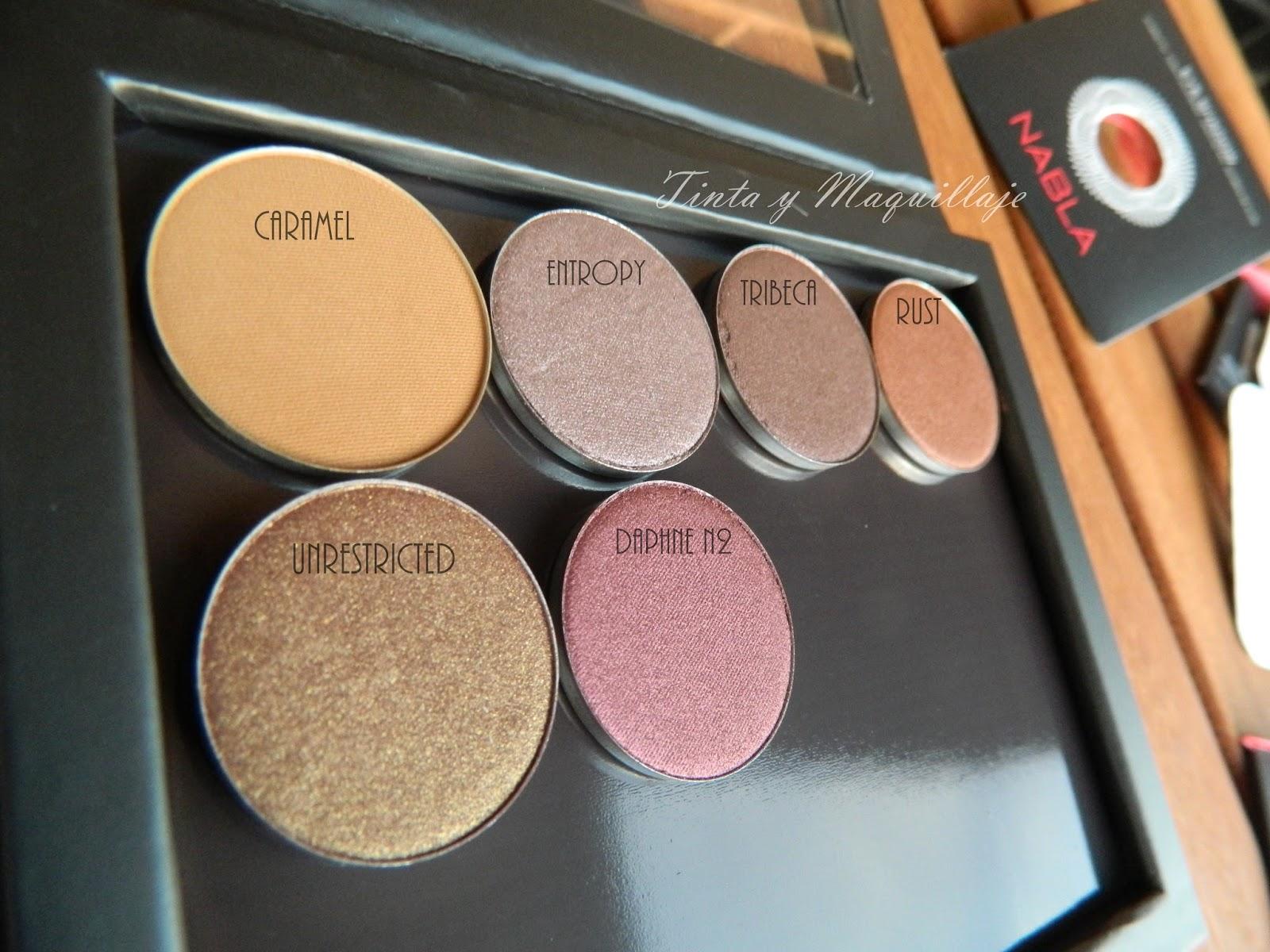 Tinta y maquillaje : septiembre 2015