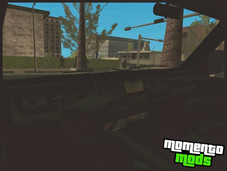 GTA SA - Rumpo Newsvan Convertido Do GTA V