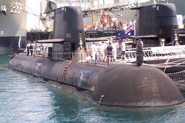 Kapal Selam Angkatan Laut Australia