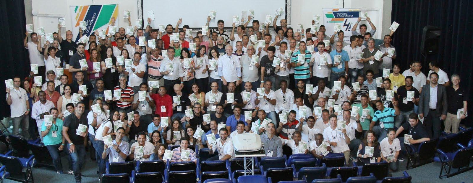 Palestra na TESA em Brasília