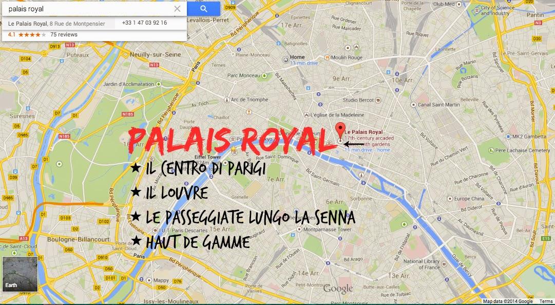Palais Royal - Parigi