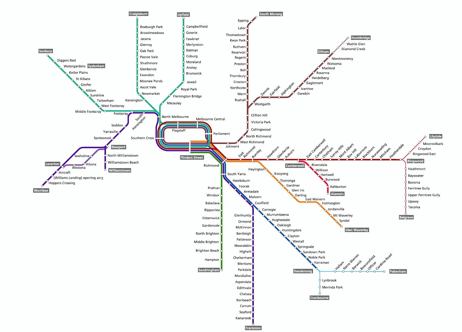 1000 Images About Public Transport Maps On Pinterest