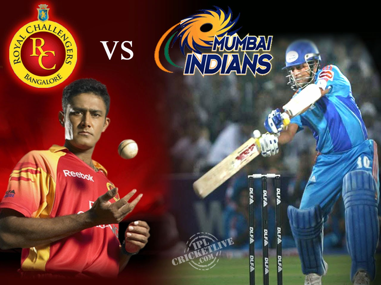 MI Vs RCB IPL Highlights Online