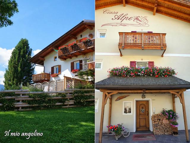 Ilmioangolino case di montagna for Case stupende