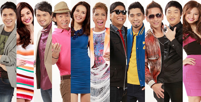 It's Showtime Beats Wowowillie in National TV Ratings